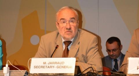 Michel Jarraud concluye labor al frente OMM