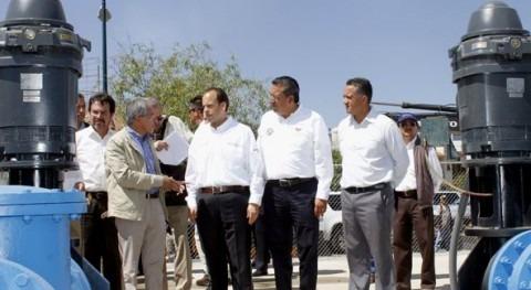 México invierte más 20 millones dólares obras hidráulicas Michoacán