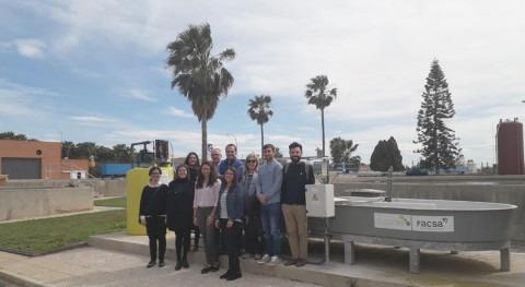 socios proyecto MICROALBAC, liderado FACSA, se reúnen Castellón