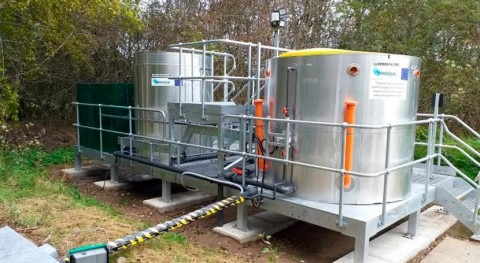 Reclutamiento microorganismos tratamientos aguas residuales