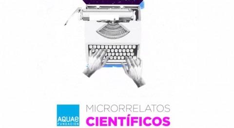 Fundación Aquae organiza VI edición Concurso Microrrelatos Científicos