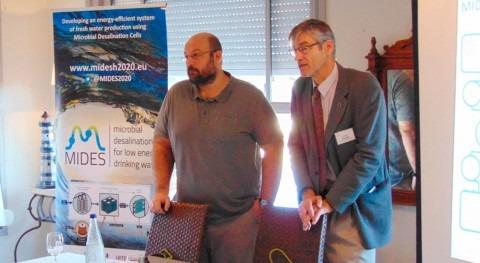 Dénia acoge Asamblea proyecto MIDES, que investiga cómo obtener agua potable coste