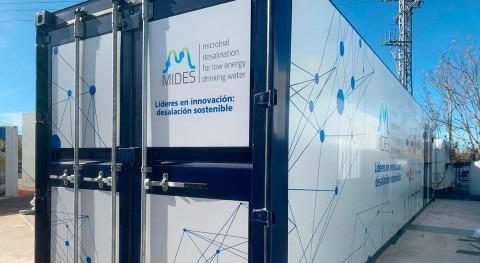 MIDES: busca revolución sostenible desalinización