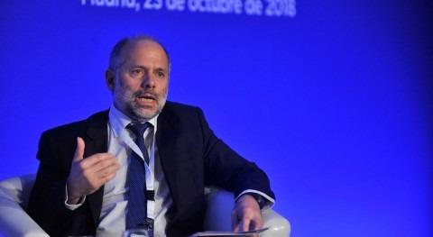 """Milton Machado: """" prioridad agua y saneamiento es estratégica agenda Uruguay"""""""