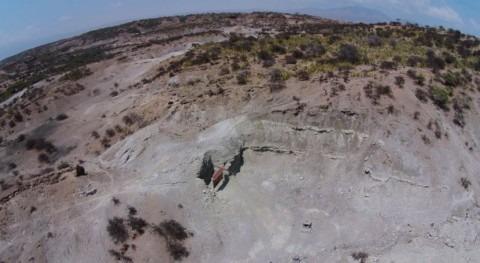 agua, posible responsable acumulación industria lítica hallada Olduvai, Tanzania