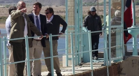 Ministerio Agricultura Chile continua traspasando obras riego organizaciones usuarios