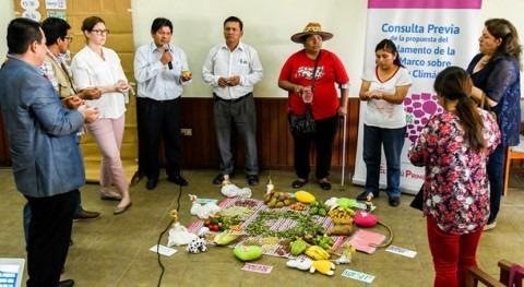 Pueblos costa norte Perú buscan reducir riesgos Niño frente al cambio climático