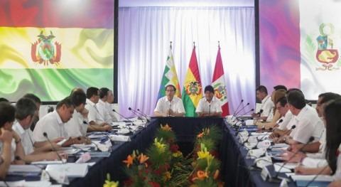 Perú y Bolivia acuerdan seguir trabajando recuperación ambiental Lago Titicaca