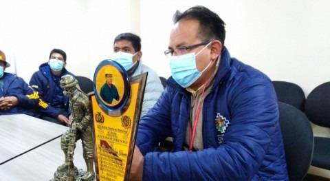 Gobierno Nacional Bolivia garantiza financiación dotar agua centros mineros