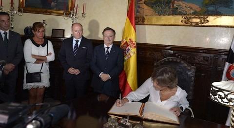 Gobierno central se compromete garantizar abastecimiento Ceuta