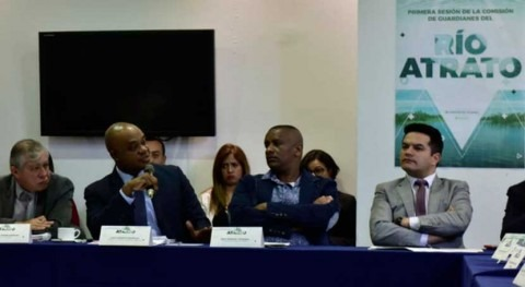 Colombia crea Comisión guardianes río Atrato