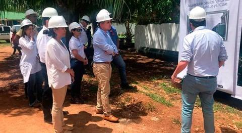 Continúan obras mejorar sistema alcantarillado San Andrés y Providencia