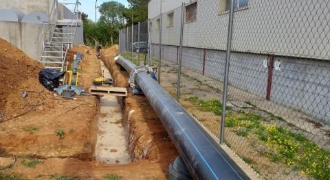 MITECO da finalizada remodelación EDAR Santa Eulalia des Riu, Ibiza