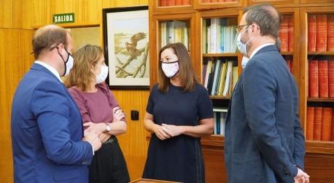 Baleares acuerda MITECO inversión 131 millones euros depuradora Palma