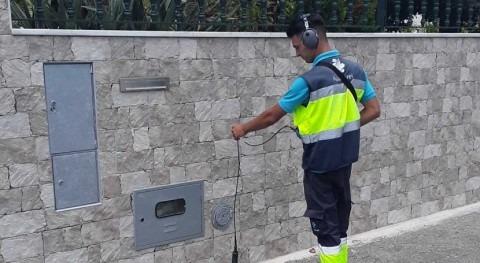 Miya lidera proyecto reducción pérdidas agua Portugal