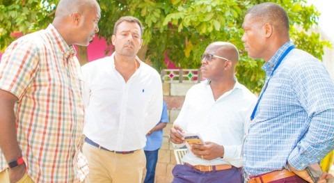 Miya une fuerzas Comisión Nacional Agua (NWC) Jamaica reducir pérdidas agua