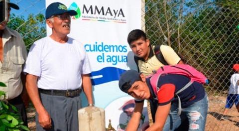 Santa Cruz, Bolivia, punto conseguir cobertura total acceso seguro agua potable