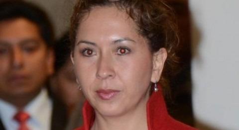 Dimite Alexandra Moreira, Ministra Medio Ambiente Bolivia, crisis agua Paz