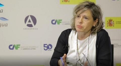 """Mª Dolores Pascual: """"Cualquier aspecto gestión agua afecta al bienestar personas"""""""