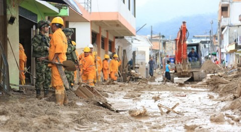 Asciende 273 balance muertos inundaciones Mocoa