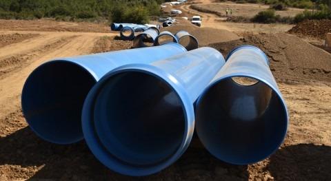 Tuberías PVC-O TOM500: máxima eficiencia energética transporte agua
