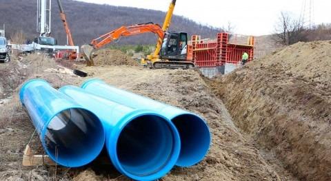 Molecor instala red agua potable tiempo récord abastecer Pernik