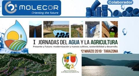 Molecor, empresa colaboradora I Jornadas Agua y Agricultura