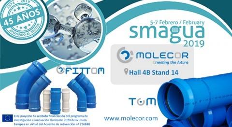 Molecor participará nueva edición Smagua 2019