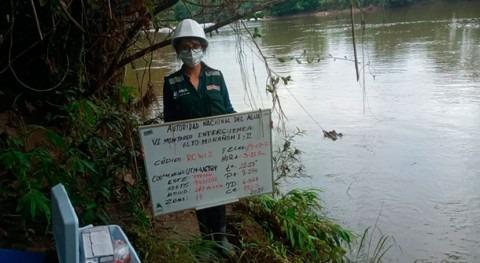 Perú realiza monitoreo calidad aguas cuencas hidrográficas Amazonas