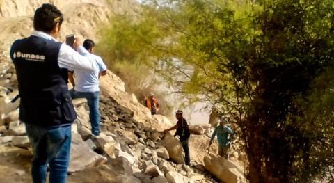 monitoreo servicio agua potable continúa zonas afectadas sismo Perú