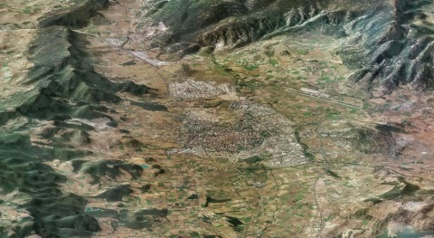 agua Reforma Avenida Gasteiz: sistema ríos como Proyecto Paisaje
