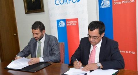 Acuerdo Chile impulsar inversiones infraestructura pública y recursos hídricos