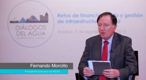 """""""España puede exportar gobernanza agua y capacidad tecnológica Latinoamérica"""""""