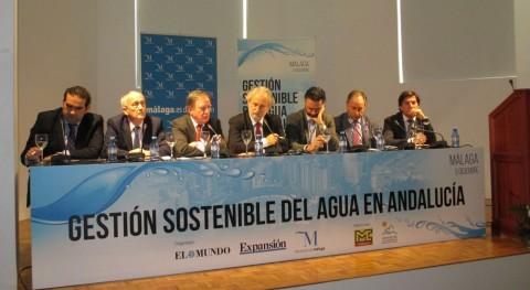 Fernando Morcillo señala tecnificación como clave gestión sostenible agua urbana