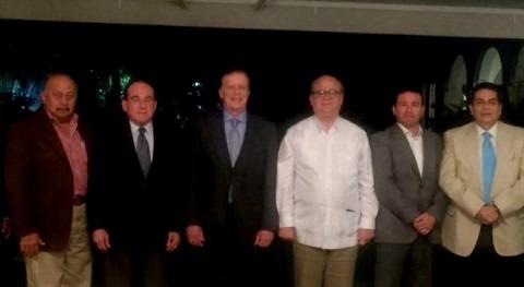 Integrantes Consejo Directivo ANEAS se reúnen Presidente Conago