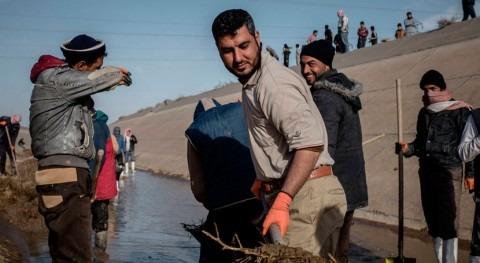 Mosul recupera tierras agrícolas gracias reparación canales riego y desminado