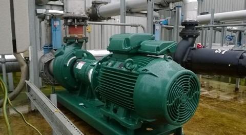 Los motores de WEG afrontan numerosos retos en plantas de tratamiento de aguas residuales