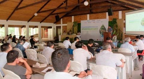 conservación cuencas amazónicas permitirá sostenibilidad saneamiento selva