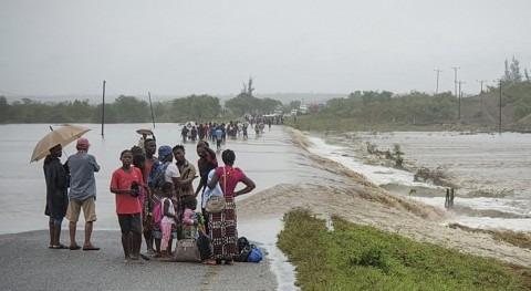 ciclones Mozambique son llamada atención cambio climático
