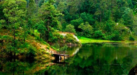 historia que dio vida Lagunas Zempoala
