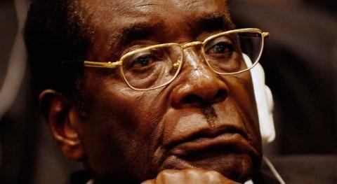 zonas más afectadas sequía Zimbabue, escenario cumpleaños Mugabe