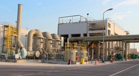 Se cumplen dos años adquisición planta tratamiento aguas residuales Muharraq