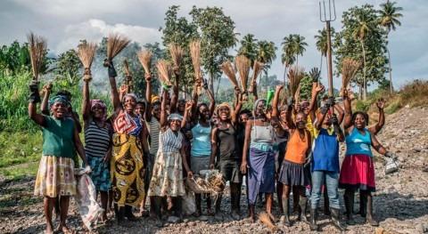 mujeres están cambiando relación agua Santo Tomé