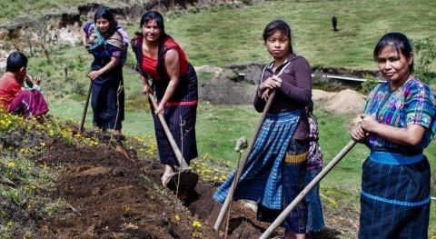 desigualdad género da ventaja al cambio climático