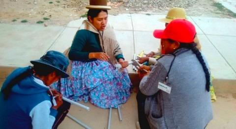 empoderamiento mujer rural sector agua y saneamiento