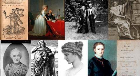 Mujeres agua Historia