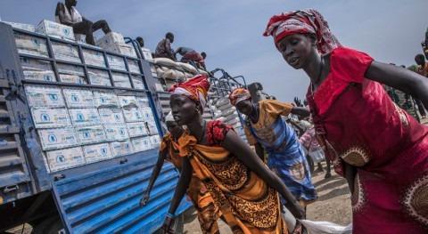 ONU pide ayuda inmediata más 90.000 desplazados inundaciones Sudán Sur