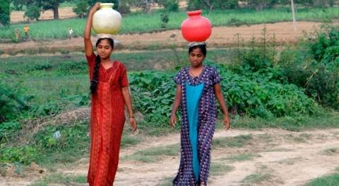 desalación energía solar trae esperanza pueblos India