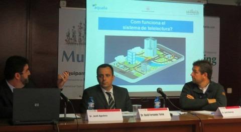herramientas integración información Aqualia, referentes Municipalia 2015 Lleida