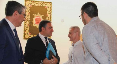 80 municipios malagueños dedicarán inversiones Diputación redes agua y saneamiento